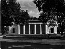 COLLECTIE_TROPENMUSEUM_Het_oudste_gebouw_van_de_Vrijmetselarij_in_Weltevreden_Batavia__TMnr_60005555