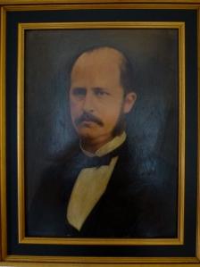 Leonard Johannes Willem de Waal olieverf