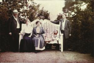 Pit tuin Baarn voor1918
