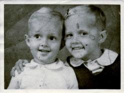 Hans en Frank Bogaardt