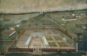 Hendrik van Schuylenburg 1665 Chinsurah