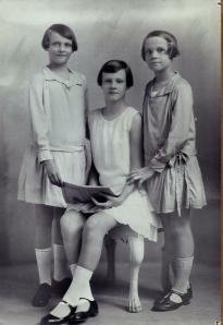 Rietje en Jopie Bogaardt,onbekend