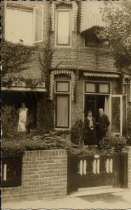Hendrik de Waal x Ootje Munniks de Jongh, Mauvestraat 54 Den Ha